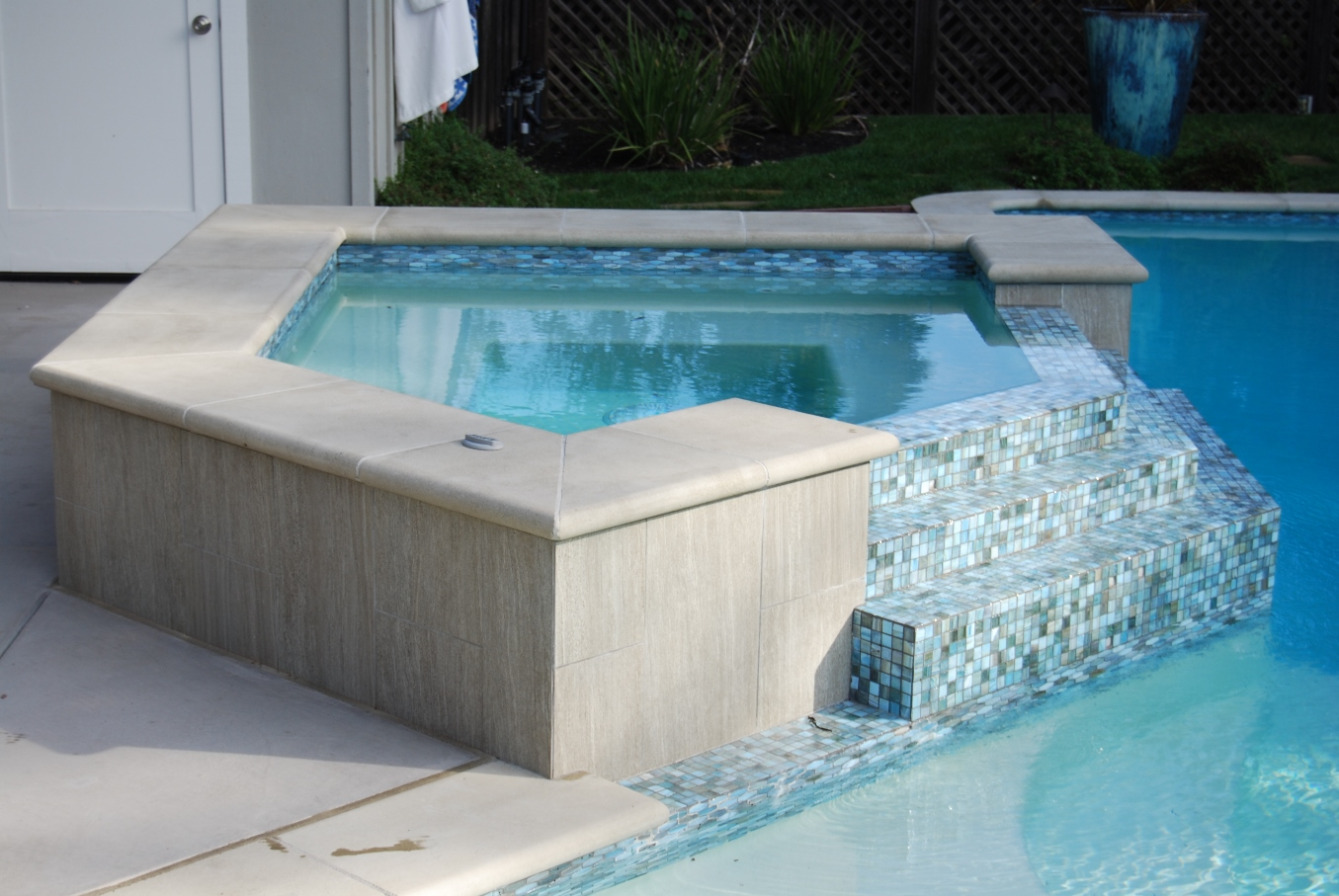 Pool and spa maintenance service San Ramon