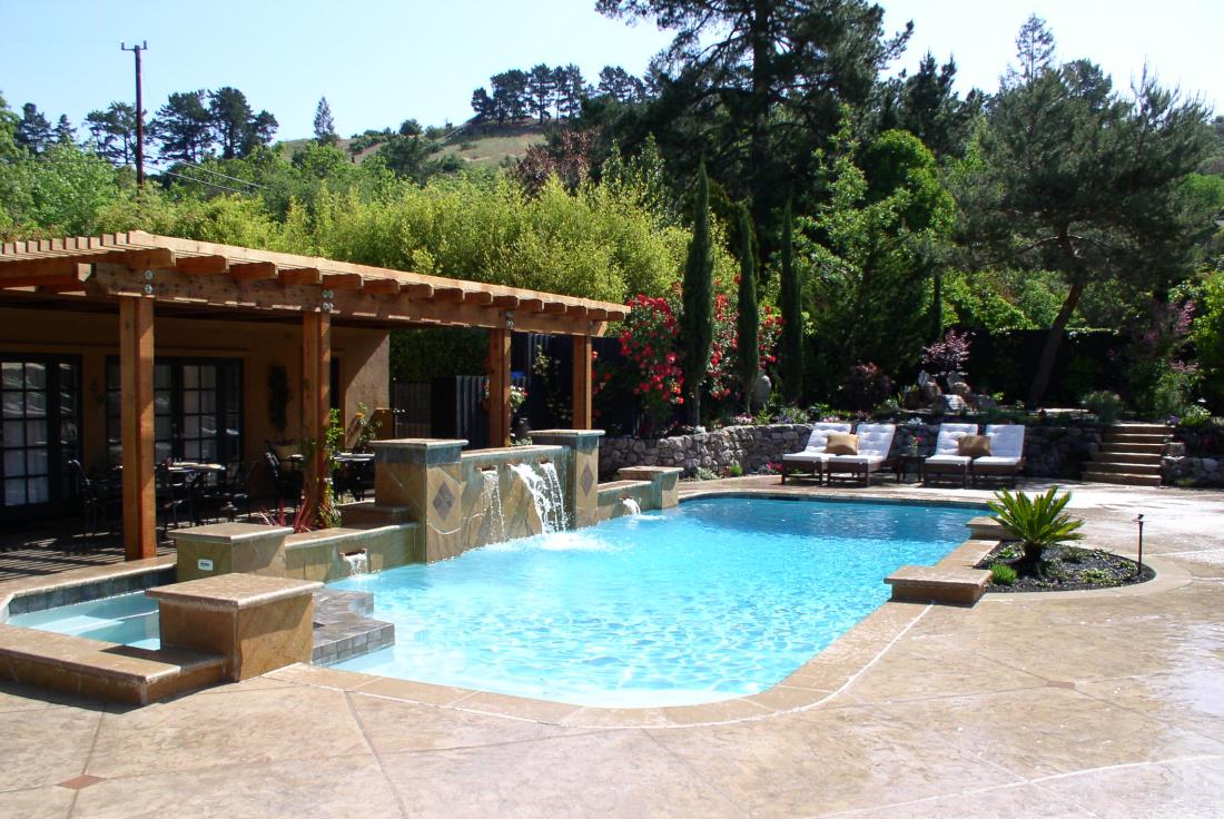 Swimming Pool repair service in San Ramon & Danville